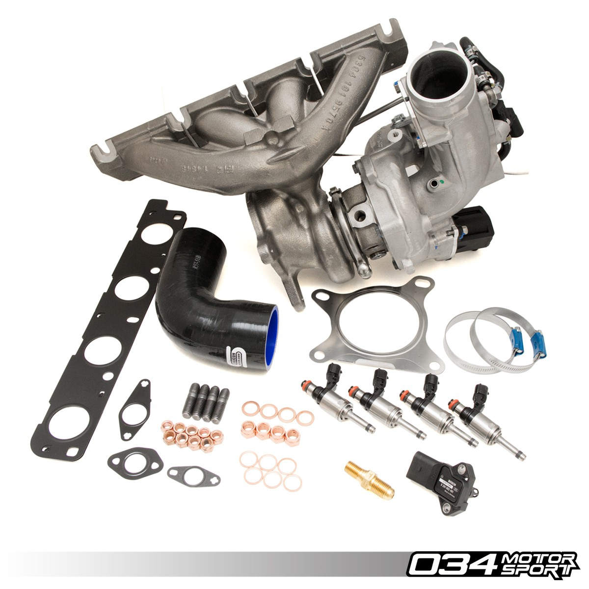 R410 Turbo Upgrade Kit & Tuning Package for 8J/8P Audi TT/A3 & MkV Volkswagen GTI/GLI 2.0T FSI