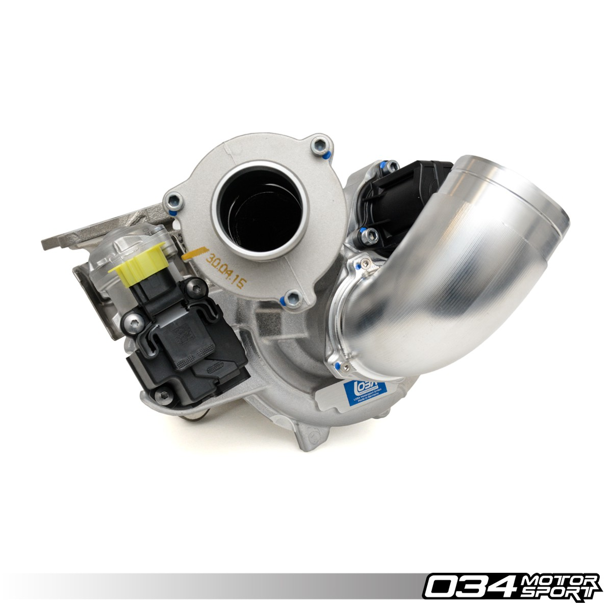 R460 Hybrid Turbocharger System for 8V Audi S3 & MkVII Volkswagen Golf R 2.0 TFSI (MQB)
