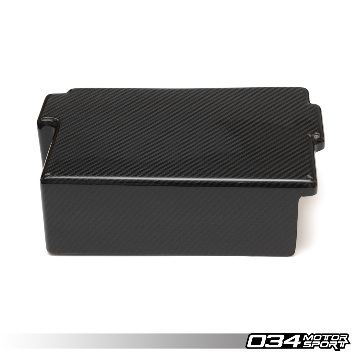 Carbon Fiber Battery Cover, MkVII Volkswagen GTI & Golf R & 8V Audi A3/S3