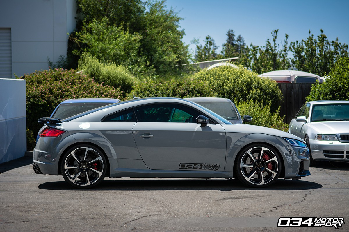 Dynamic+ Lowering Springs for 8S Audi TT RS