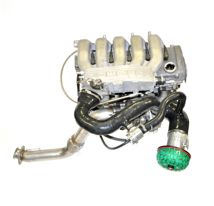 TURBO KIT, 7A AUDI 20V 5-CYLINDER