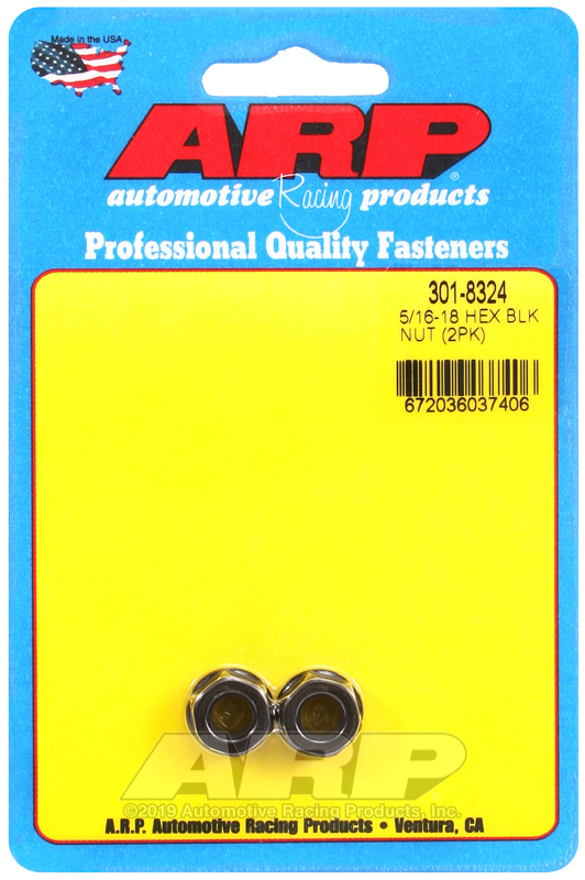 5/16-18 hex nut kit
