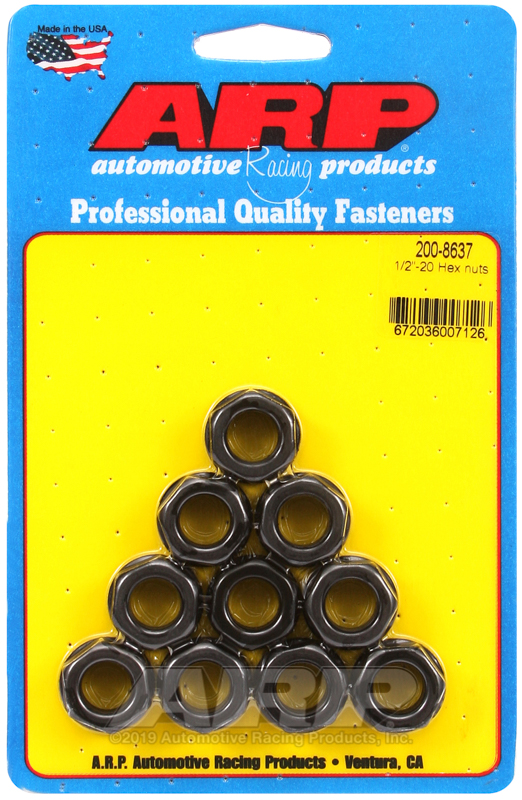 1/2-20 hex nut kit