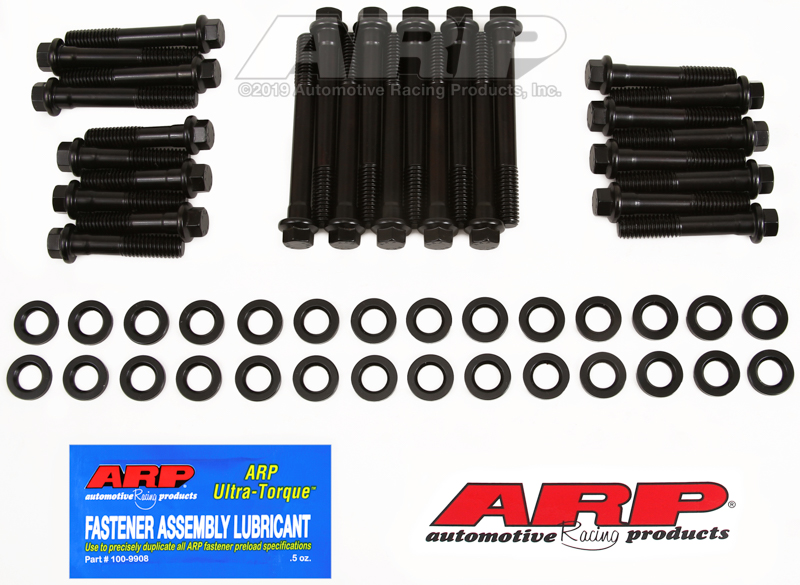 Buick V6 Dut/M&A alum head, head bolt kit