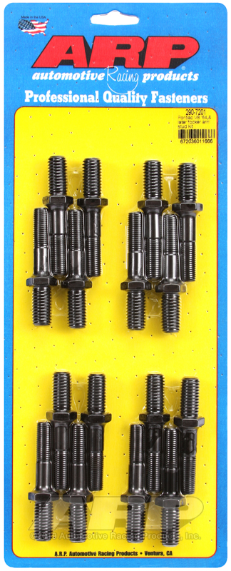 Pontiac V8 '64 & later rocker arm stud kit