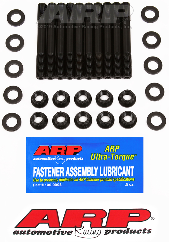 Toyota 4AG 16V main stud kit