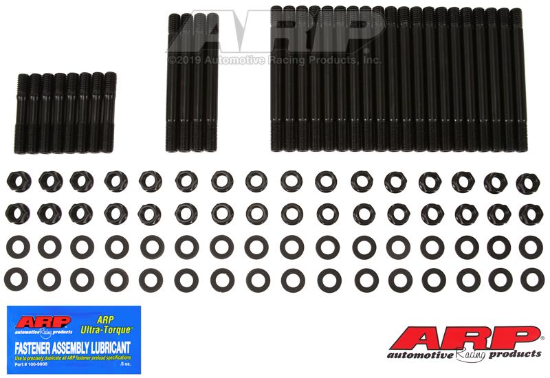 BB Chevy undercut head stud kit