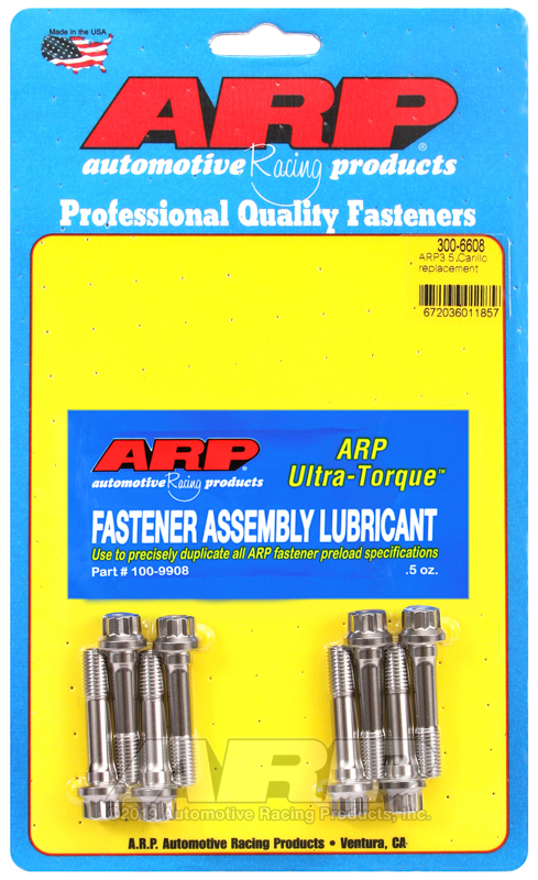 "5/16"" ARP3.5 Carrillo replacement rod bolt kit"