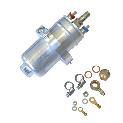 "BILLET DROP-IN FUEL PUMP UPGRADE KIT, BOSCH MOTORSPORT ""044"" FOR AUDI APPLICATIONS"