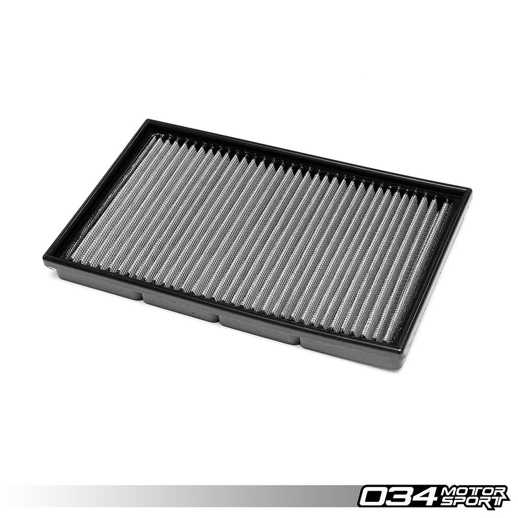 Performance Drop-In Air Filter, 8V Audi A3/S3 & MkVII Golf/GTI/R (MQB)