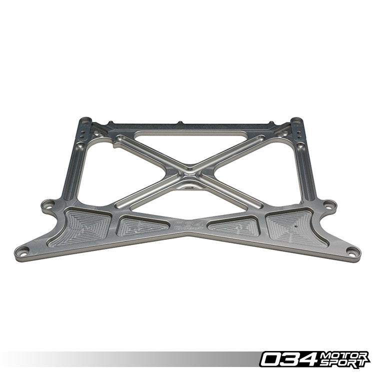RENFORT CHASSIS X-BRACE ALU 034 MOTORSPORT POUR AUDI A4 / S4 / RS4, A5/ S5 / RS5, Q5 / SQ5, ALLROAD (B8 / B8.5)