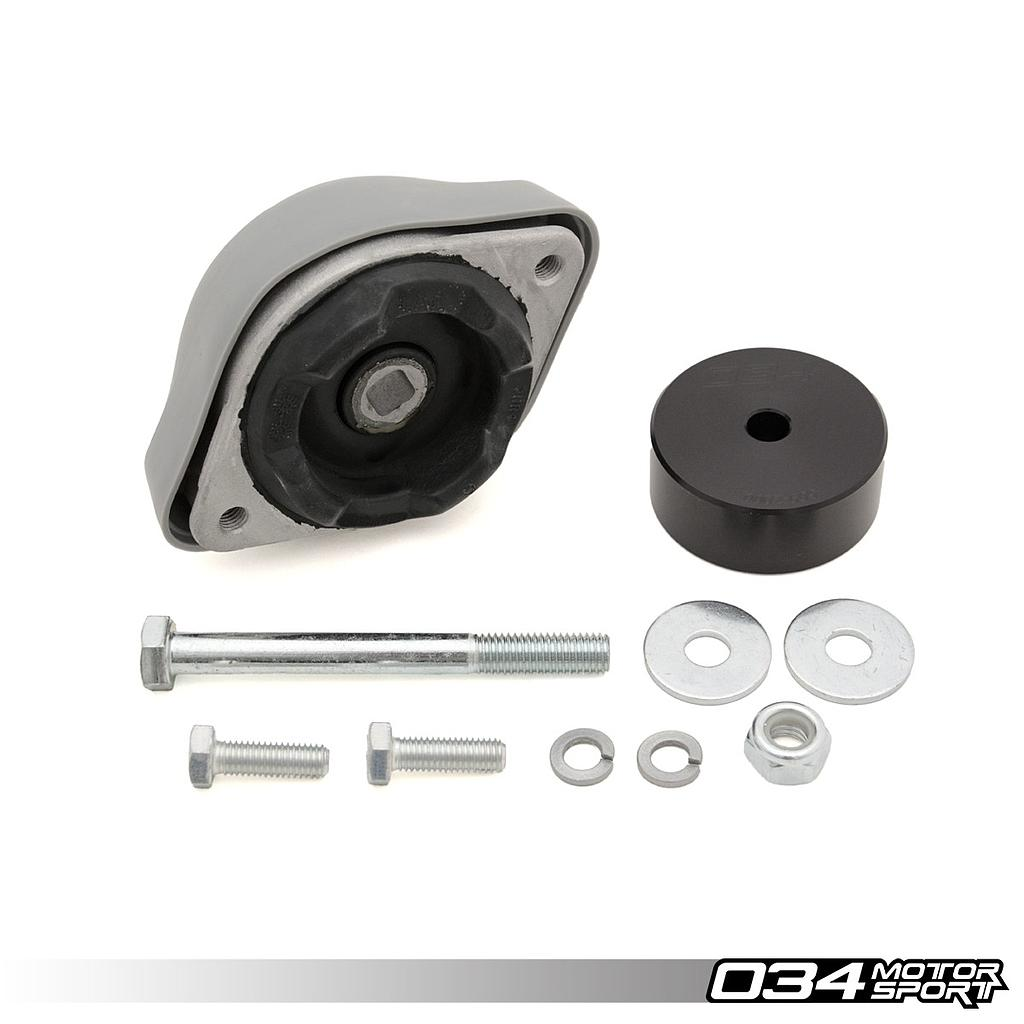 SUPPORT DE TRANSMISSION RENFORCÉ 034 MOTORSPORT POUR AUDI A4 / S4 / S6 / RS6 TIPTRONIC (B6 / B7 / C5)