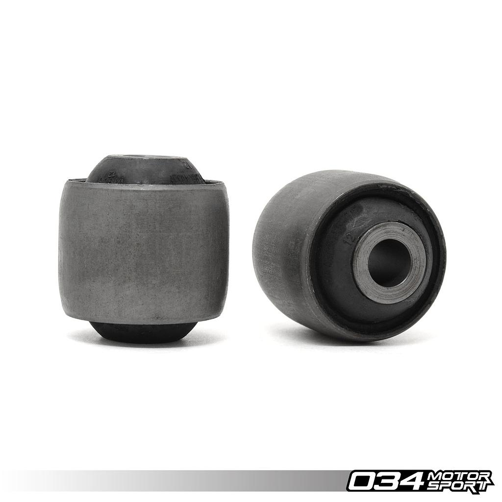 Differential Carrier Bushing Pair, Inner, Audi C3/C4 Chassis, 5000/100/200/S4/S6/V8 Quattro