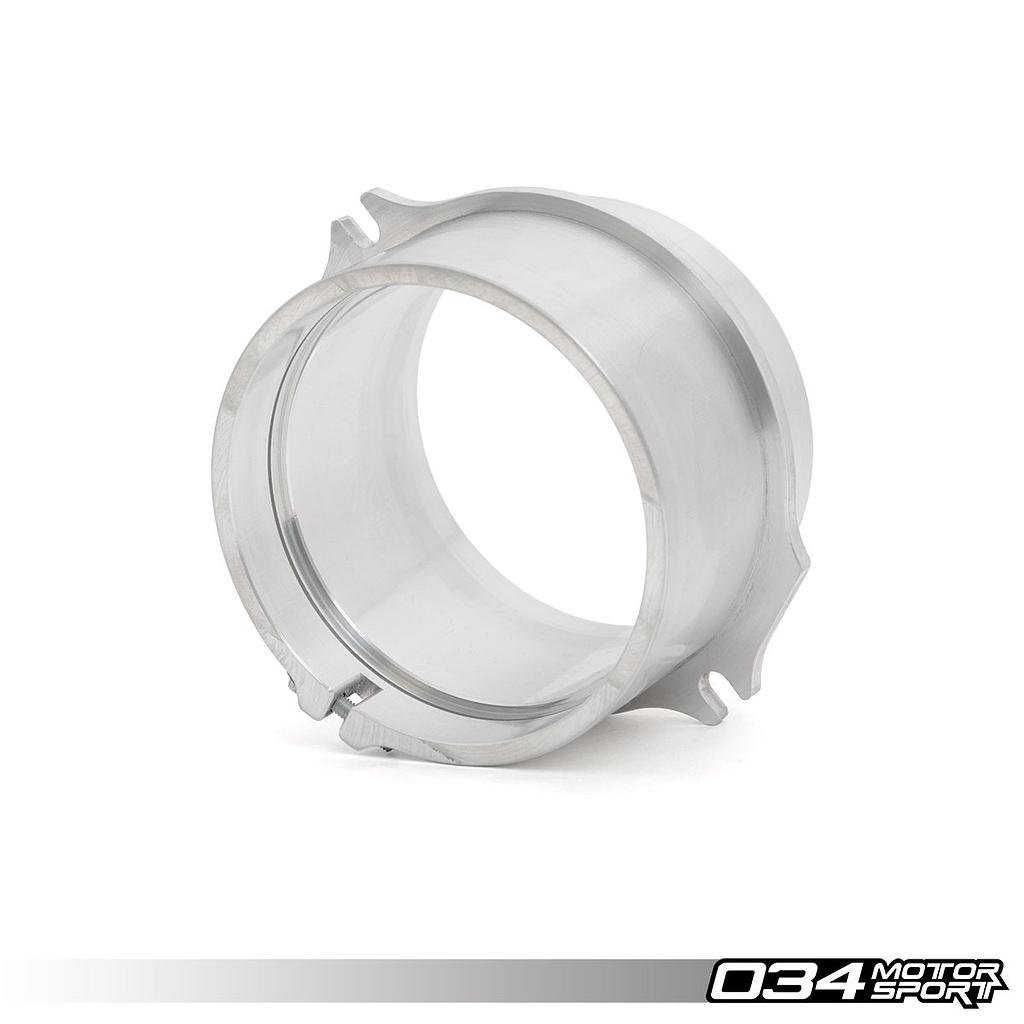 MAF HOUSING ADAPTER, 2.7T BILLET 85MM HOUSING TO RS4 AIRBOX