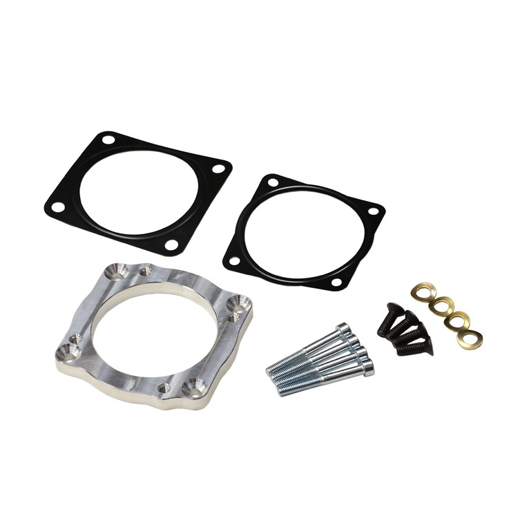 THROTTLE BODY ADAPTER, OBD1 VR6 TO OBD2 VR6 TB