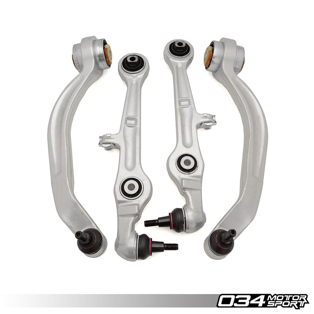 BRAS DE SUSPENSION ARRIERE 034 MOTORSPORT POUR AUDI A4/S4/RS4 (B6/B7)