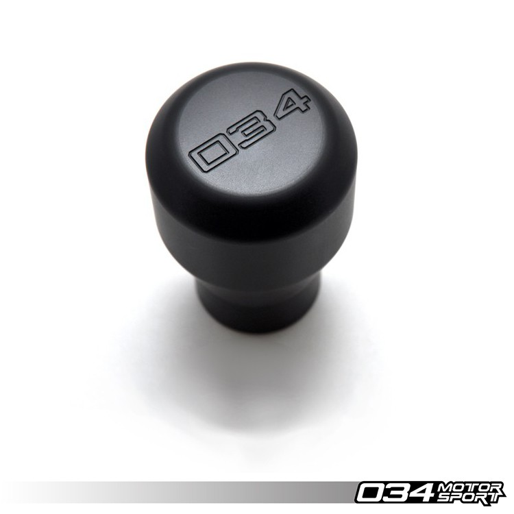034MOTORSPORT WEIGHTED DELRIN SHIFT KNOB