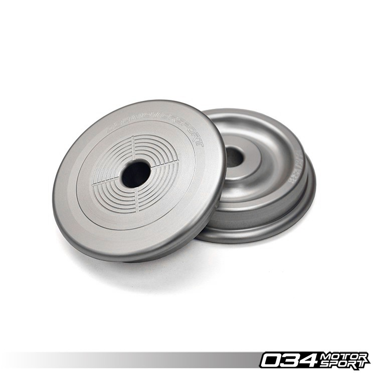 SUBFRAME BUSHING KIT, BILLET ALUMINUM, B6/B7 AUDI A4/S4/RS4, REAR